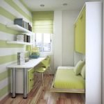 60 Brilliant Space Saving Ideas For Small Bedroom (27)