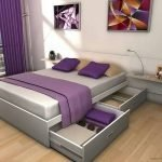 60 Brilliant Space Saving Ideas For Small Bedroom (30)