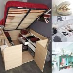 60 Brilliant Space Saving Ideas For Small Bedroom (38)