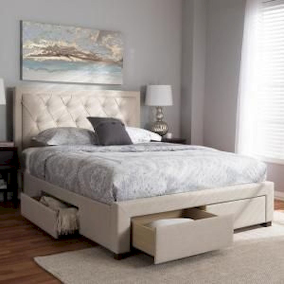 60 Brilliant Space Saving Ideas For Small Bedroom (4)