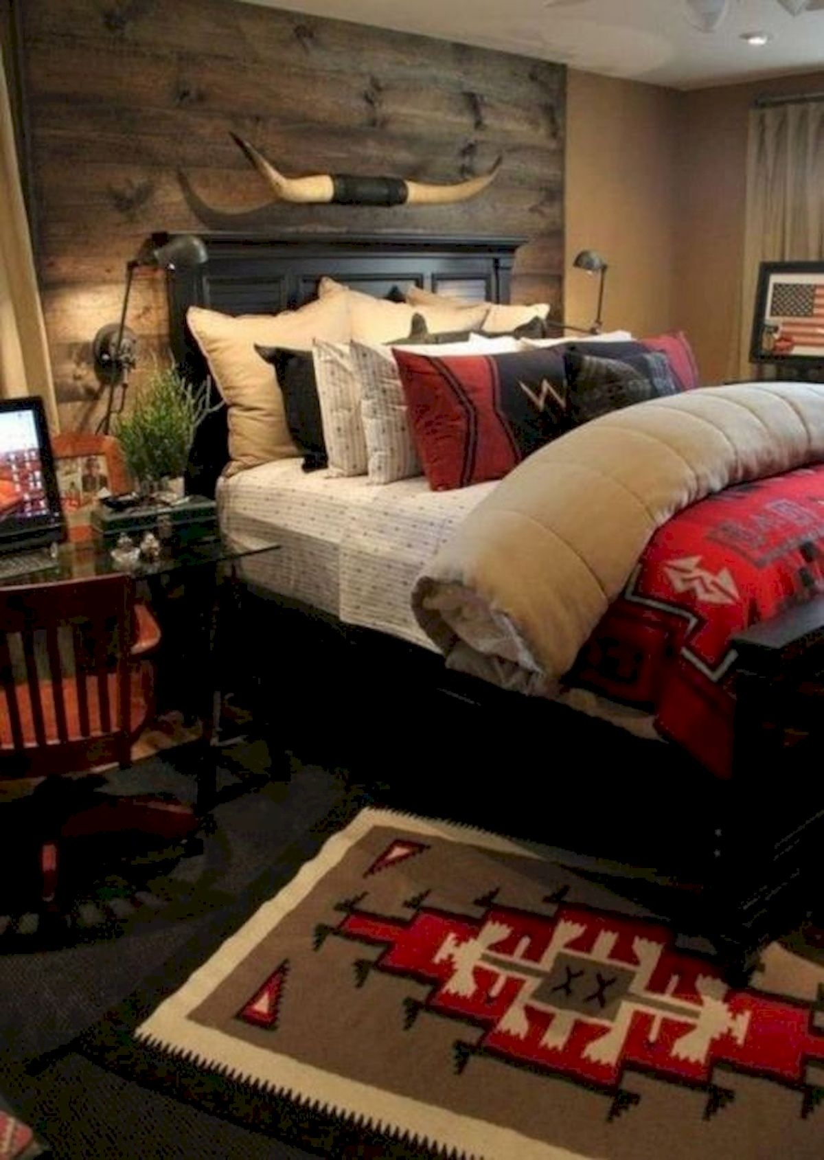60 Brilliant Space Saving Ideas For Small Bedroom (46)