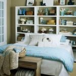 60 Brilliant Space Saving Ideas For Small Bedroom (55)