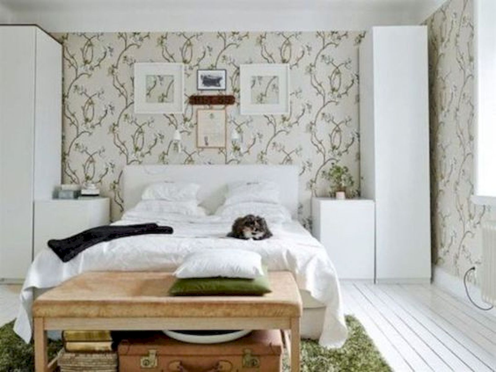60 Brilliant Space Saving Ideas For Small Bedroom (6)