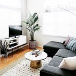 45 Awesome Small Apartment Living Room Design and Decor Ideas (21)