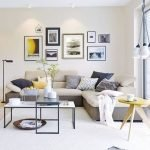 45 Awesome Small Apartment Living Room Design and Decor Ideas (22)