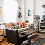 45 Awesome Small Apartment Living Room Design and Decor Ideas (34)