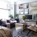 45 Awesome Small Apartment Living Room Design and Decor Ideas (45)