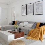 45 Awesome Small Apartment Living Room Design and Decor Ideas (8)