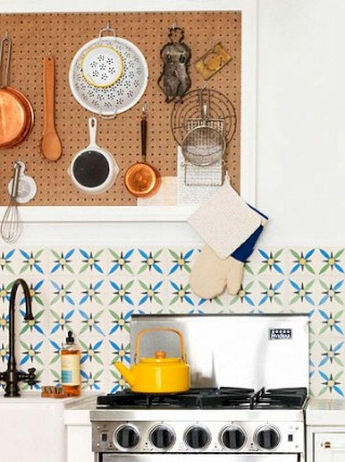 46 Easy DIY Kitchen Storage Ideas for Small Kitchen (15)