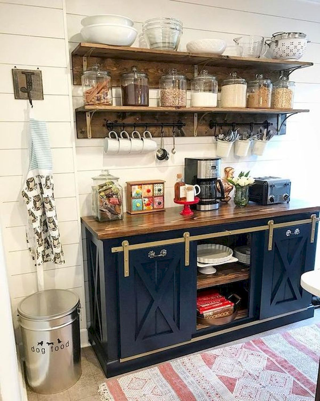 46 Easy DIY Kitchen Storage Ideas For Small Kitchen (2)
