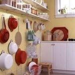 46 Easy DIY Kitchen Storage Ideas For Small Kitchen (21)