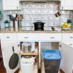 46 Easy DIY Kitchen Storage Ideas For Small Kitchen (24)