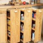 46 Easy DIY Kitchen Storage Ideas For Small Kitchen (44)