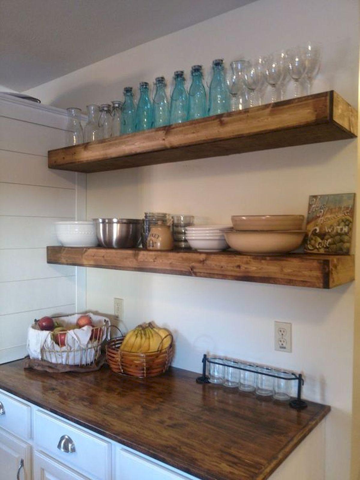 46 Easy DIY Kitchen Storage Ideas for Small Kitchen (6)