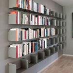50 Amazing DIY Bookshelf Design Ideas for Your Home (10)