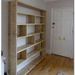 50 Amazing DIY Bookshelf Design Ideas for Your Home (16)