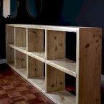 50 Amazing DIY Bookshelf Design Ideas for Your Home (25)