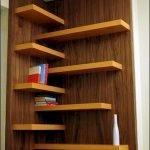 50 Amazing DIY Bookshelf Design Ideas for Your Home (29)