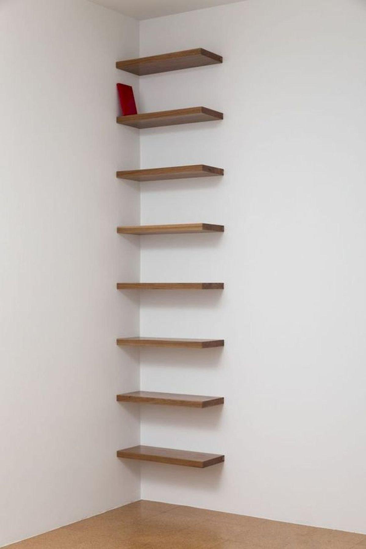 50 Amazing DIY Bookshelf Design Ideas For Your Home (3)
