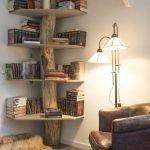 50 Amazing DIY Bookshelf Design Ideas for Your Home (30)