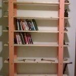 50 Amazing DIY Bookshelf Design Ideas for Your Home (31)