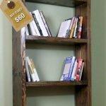 50 Amazing DIY Bookshelf Design Ideas for Your Home (32)