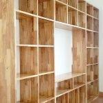 50 Amazing DIY Bookshelf Design Ideas for Your Home (33)