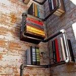 50 Amazing DIY Bookshelf Design Ideas for Your Home (34)
