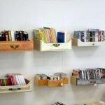 50 Amazing DIY Bookshelf Design Ideas for Your Home (38)