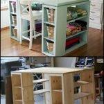 50 Amazing DIY Bookshelf Design Ideas for Your Home (39)