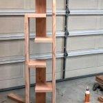 50 Amazing DIY Bookshelf Design Ideas for Your Home (46)