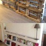 50 Amazing DIY Bookshelf Design Ideas for Your Home (6)
