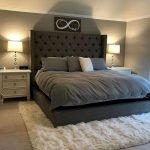 50 Amazing Modern Bedroom Decoration Ideas with Luxury Design (31)