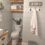 50 Awesome Modern Farmhouse Bathroom Remodel Ideas (1)