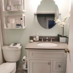 50 Awesome Modern Farmhouse Bathroom Remodel Ideas (11)