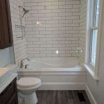 50 Awesome Modern Farmhouse Bathroom Remodel Ideas (16)