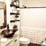 50 Awesome Modern Farmhouse Bathroom Remodel Ideas (28)