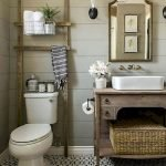 50 Awesome Modern Farmhouse Bathroom Remodel Ideas (49)