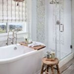 50 Awesome Modern Farmhouse Bathroom Remodel Ideas (8)