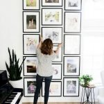 60 Amazing Wall Decor and Design Ideas with Modern Stylish (54)