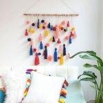 60 Amazing Wall Decor and Design Ideas with Modern Stylish (9)
