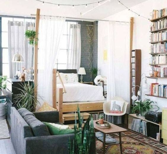 60 Awesome DIY Apartment Decorating Design Ideas (1)