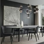 80 Elegant Modern Dining Room Design And Decor Ideas (15)