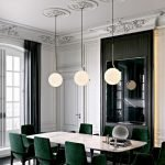 80 Elegant Modern Dining Room Design And Decor Ideas (22)
