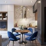 80 Elegant Modern Dining Room Design And Decor Ideas (27)
