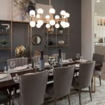 80 Elegant Modern Dining Room Design And Decor Ideas (28)
