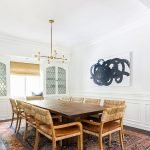 80 Elegant Modern Dining Room Design And Decor Ideas (3)