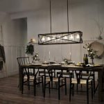 80 Elegant Modern Dining Room Design And Decor Ideas (32)