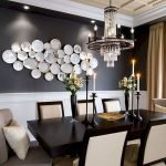 80 Elegant Modern Dining Room Design And Decor Ideas (35)