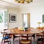 80 Elegant Modern Dining Room Design And Decor Ideas (38)